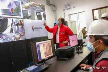 Viceministro de Comunicaciones supervisó proyecto de Internet en Junín, Pasco y Huánuco - Agencia Andina