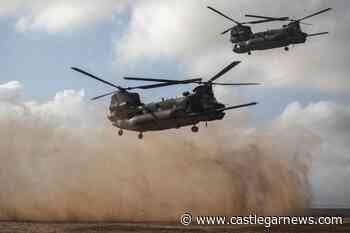 U.S. general: 'wildfire of terrorism' on march in Africa - Castlegar News