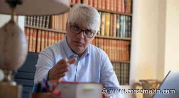 Bastia : Me Jean-Benoît Filippini sera le prochain bâtonnier du barreau - Corse-Matin