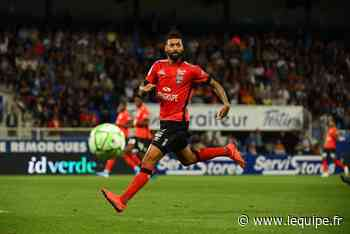 Transferts : Lloyd Palun débarque au SC Bastia (Ligue 2) - L'Équipe.fr