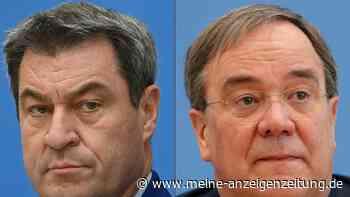 CDU feilt an Wahlprogramm — Laschet und Söder widersprechen sich bei Mütterrente