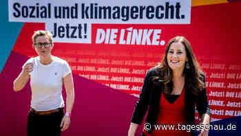 Online-Parteitag: Linkspartei beschließt Wahlprogramm