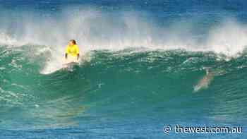Surfers carve up waves in good conditions for second round of Geraldton Board Riders season - The West Australian
