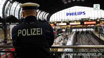 Hamburger Hauptbahnhof: Mann schlägt 66-Jährigem im Vorbeigehen drei Zähne aus