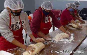 A través de la gastronomía, Tigre promueve el aprendizaje de oficios en personas en vulnerabilidad social - InfoBan