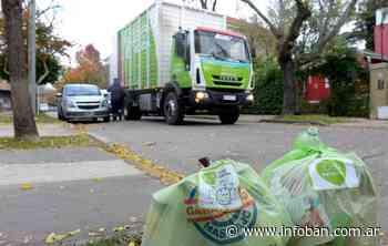 Tigre alcanzó un nuevo récord de recolección de reciclables - InfoBan
