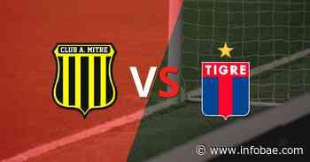 Goleada de Mitre (SE) 4 a 2 sobre Tigre - infobae