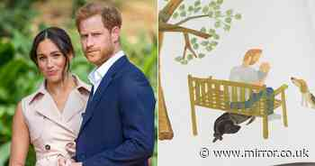 Meghan Markle shares how she gave Prince Harry a bench for first Father's Day