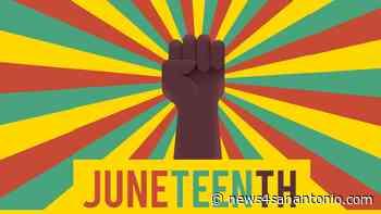 San Antonio celebrates Juneteenth, share your celebration photos with us! - WOAI