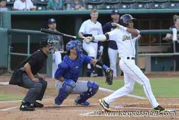 Missions' Abrams stands as one of baseball's top prospects - San Antonio Express-News
