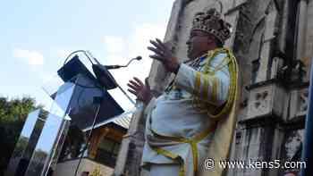 Rey Feo LXXII crowned in heart of San Antonio - KENS5.com