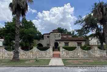 A literal castle is now for sale in San Antonio's Monticello Park Historic District - San Antonio Current