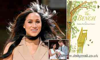 Meghan Markle reveals she bought Harry a bench for Father's Day