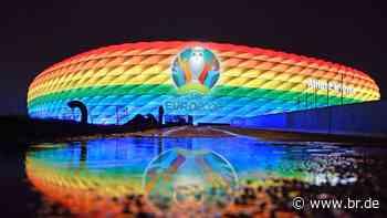 EM-Spiel gegen Ungarn: Stadion soll bunt leuchten