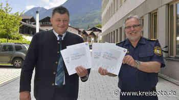 Landkreis Garmisch-Partenkirchen ist sicher wie nie zuvor - kreisbote.de