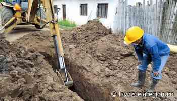 Inician obras de mejoramiento del alcantarillado urbano en Nátaga - Noticias
