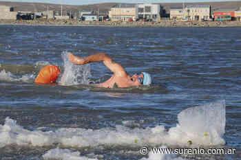 Nadadores de aguas frías harán una travesía por el río Grande - El Sureño