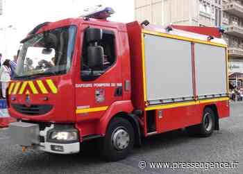 SAINT RAPHAEL : Feu dans un restaurant, 14 pompiers mobilisés - La lettre économique et politique de PACA - Presse Agence