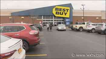 Utica man charged with passing phony bills at Best Buy in New Hartford - WKTV