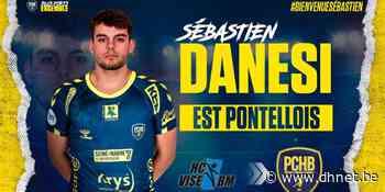 """Handball: Pontault-Combault officialise l'arrivée de Sébastien Danesi: """"Fier et impatient"""" - dh.be"""