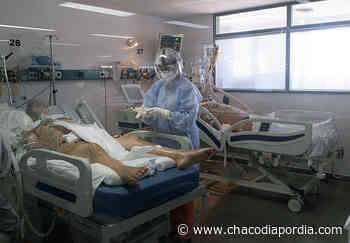 Salud informó 615 nuevos casos y 6 fallecimientos por coronavirus en el Chaco | CHACO DÍA POR DÍA - Chaco Dia Por Dia