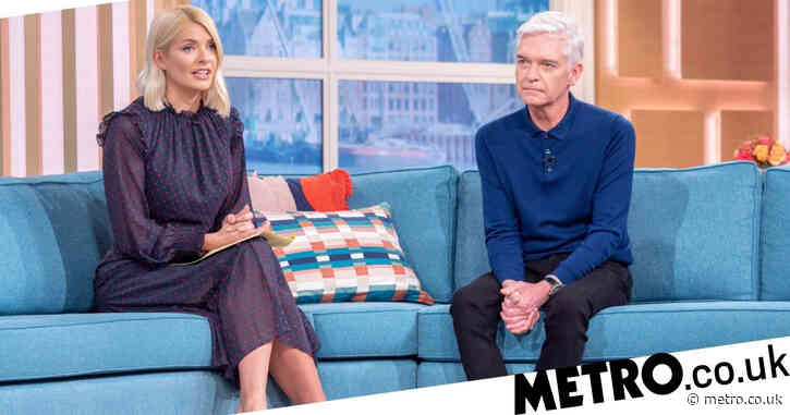 Holly Willoughby and Phillip Schofield 'on brink of tears' every day on This Morning