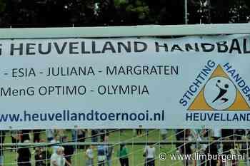 21ste Heuvelland Handbal Toernooi op zondag 12 september - De Limburger