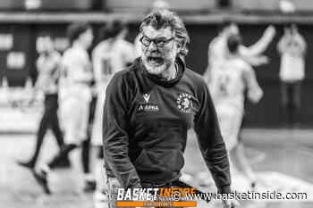 SERIE B UFFICIALE - Marcello Ghizzinardi sulla panchina di Crema - Basketinside