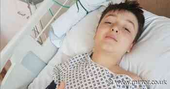 Boy given life-changing treatment after parents spot early warning sign in bath