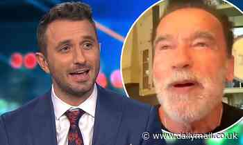 The Project hosts joke about actor Arnold Schwarzenegger's affair with maid