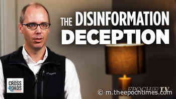 "Sean Davis: Big Tech Companies Are Outsourcing Censorship Through Dishonest ""Fact Check"" Firms - The Epoch Times"