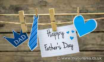 Your special Stirling Observer Father's Day messages - In Your Area