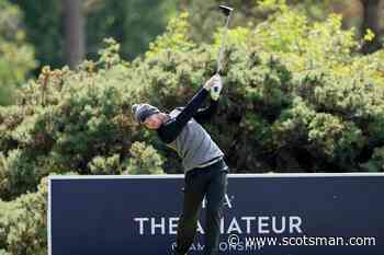 Laird Shepherd chasing more Stirling Uni success in Amateur final at Nairn - The Scotsman