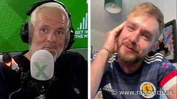 Love Island's Iain Stirling predicts Scotland will win against England - Radio X