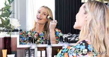 Love Island's Laura Whitmore says hubby Iain Stirling helps with tricky beauty regime - The Mirror