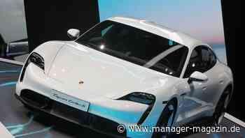 Hochleistungszellen: Porsche baut Batteriezellenfabrik in Stuttgart - manager magazin