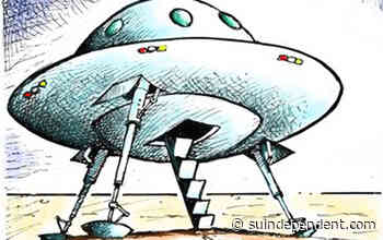 Pentagon and UFO research - The Independent | News Events Opinion More - The Independent | SUindependent.com
