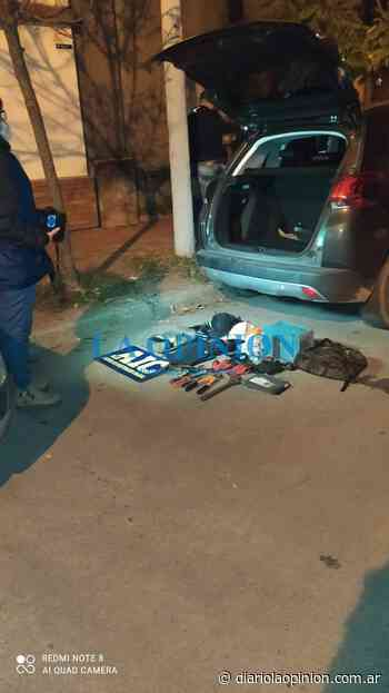 Rafaelinos imputados por robos en Franck y Rafaela - Diario La Opinión de Rafaela