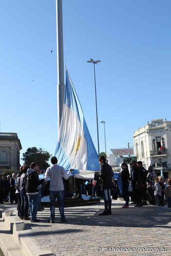 Dos actos en Rafaela para recordar a Belgrano, el creador de la bandera - Diario La Opinión de Rafaela