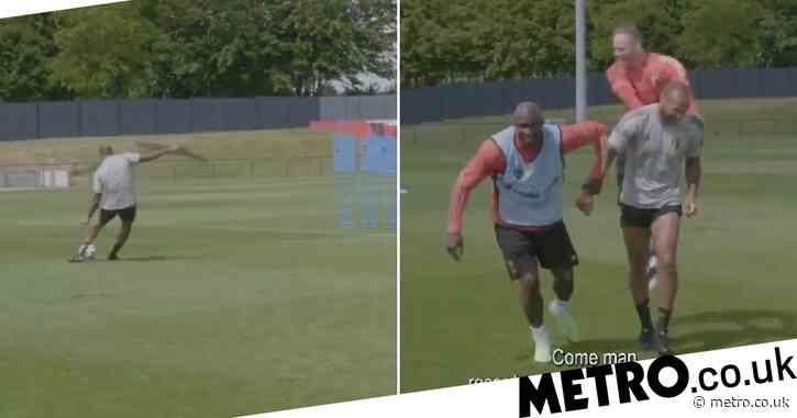 'He killed us!' – Thierry Henry stuns Romelu Lukaku and Kevin De Bruyne in Belgium training