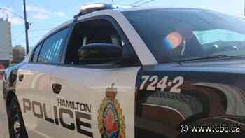Police investigating after several shots fired at front door of Stoney Creek home