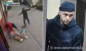 Cops release photo of person of interest wanted in connection to NYC sidewalk shooting