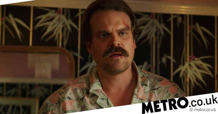 Stranger Things' David Harbour teases 'definite ending' in Season 4