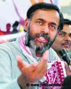 SKM starts work on 'Mission Uttar Pradesh, Uttarakhand - The Tribune