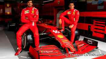 """""""We acknowledge the mistrust and abundance of skepticism"""" - Mission Winnow logo missing from Ferrari F1 cars - The Sportsrush"""