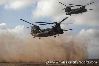 US general: 'wildfire of terrorism' on march in Africa – Mission City Record - Mission City Record