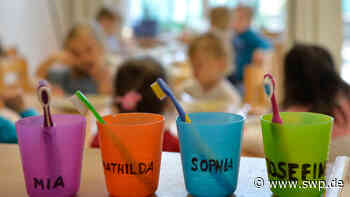 Mehr Betreuungsplätze in Ehingen: Neues Kinderhaus im Rosengarten - SWP