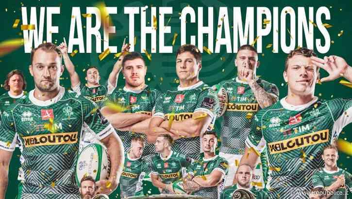 Rugby, Treviso nella storia: batte i Bulls di Pretoria e conquista la Rainbow Cup - la Repubblica