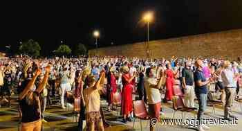 Treviso riparte dalla musica e con la musica, emozione e applausi per il primo grande concerto - Oggi Treviso