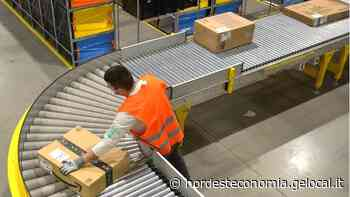 Amazon, l'analisi di Ebicom: nella sede di Treviso solo il 18 per cento dei lavoratori sarà stabile - il Corriere delle Alpi